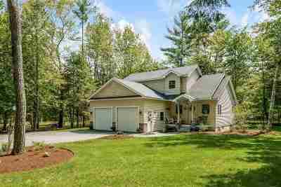 Moultonborough Single Family Home For Sale: 12 Susan Drive