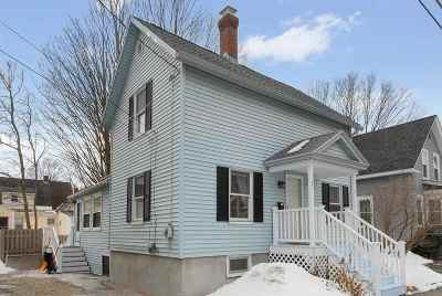 Concord Single Family Home For Sale: 31 Concord Street