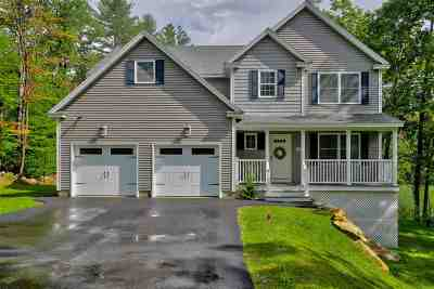 Bedford Single Family Home For Sale: 372 New Boston Road