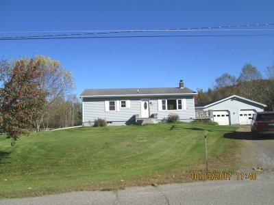 Essex County Single Family Home For Sale: 367 River Road