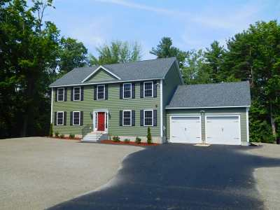 Derry Single Family Home Active Under Contract: 15 Stark Rd #3/130/00