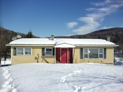 Sheffield Single Family Home For Sale: 5421 Route 122 Highway