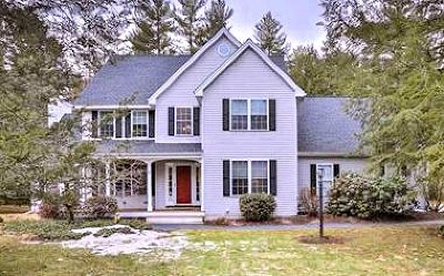 Amherst Single Family Home Active Under Contract: 29 Edgewood Run Drive