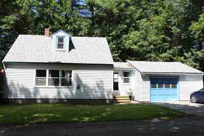 Somersworth Single Family Home For Sale: 4 Quarry Road