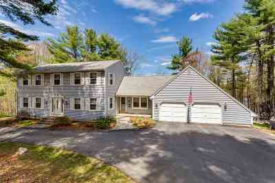 Barrington Single Family Home Active Under Contract: 318 Pond Hill Road