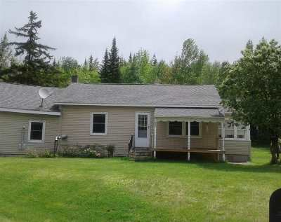 Carroll Single Family Home For Sale: 260 Route 115 Highway
