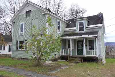 Brandon Single Family Home For Sale: 19 Franklin St.