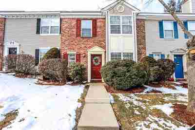Merrimack Condo/Townhouse Active Under Contract: 120 Middlesex Road