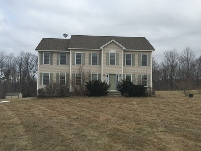 Weare Single Family Home Active Under Contract: 26 Holly Hill Farm Road