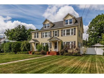 Nashua Single Family Home For Sale: 399 S Main Street