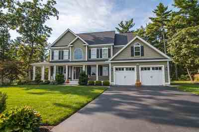 Windham Single Family Home Active Under Contract: 39 Wilson Road