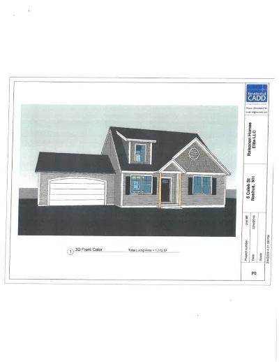 Nashua Single Family Home For Sale: 5 Caleb (Gps 738 West Hollis St) Street #8