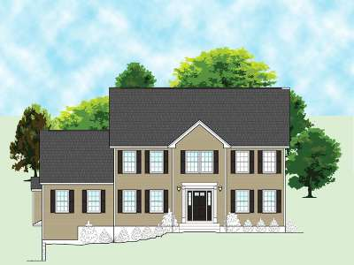 Pelham Single Family Home Active Under Contract: 3 Waterford Way