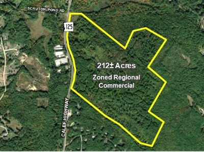 Strafford County Residential Lots & Land For Sale: Route 125