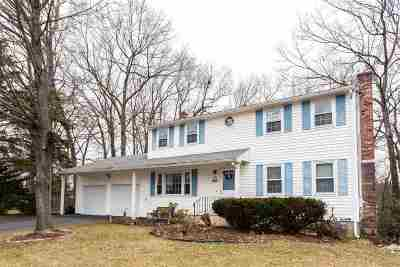 Manchester Single Family Home For Sale: 234 Cranwell Drive
