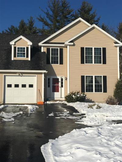 New Boston Single Family Home Active Under Contract: 7 Kettle (Also Mls #4650363) Lane #B