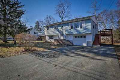 Salem Single Family Home Active Under Contract: 15 Williams Street