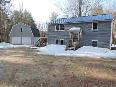 Weare Multi Family Home Active Under Contract: 87 Upper Craney Hill Rd