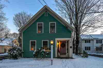 Amherst Single Family Home Active Under Contract: 8 Foundry Street