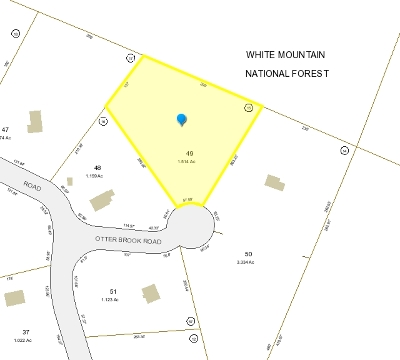Woodstock  Residential Lots & Land For Sale: 0 49 Otter Brook Road