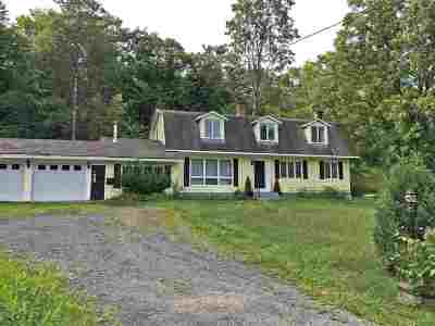 Hanover Single Family Home For Sale: 111 Lyme Road