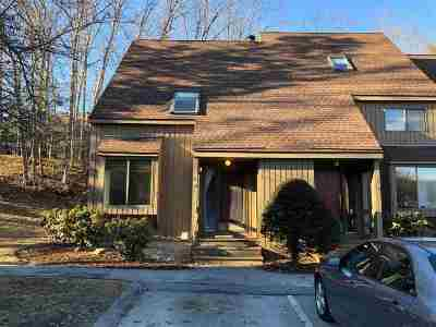 Merrimack Condo/Townhouse For Sale: 8 Harwich Court