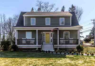 Stratham Single Family Home Active Under Contract: 5 Emery Lane
