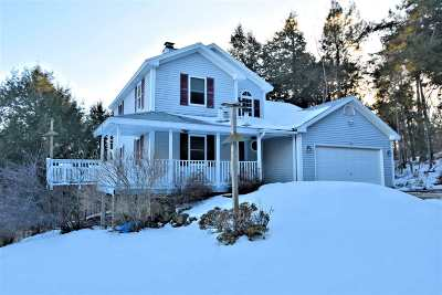 Gilford Single Family Home Active Under Contract: 67 Sagamore Road