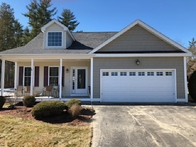 Merrimack Single Family Home For Sale: 1 Usher Lane