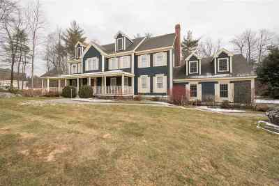 Exeter Single Family Home For Sale: 27 Blackford Drive