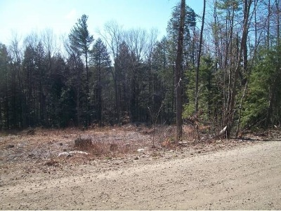 Strafford County Residential Lots & Land For Sale: Meaderboro Road