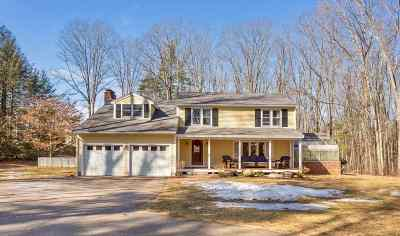 Single Family Home Active Under Contract: 123 Portsmouth Avenue