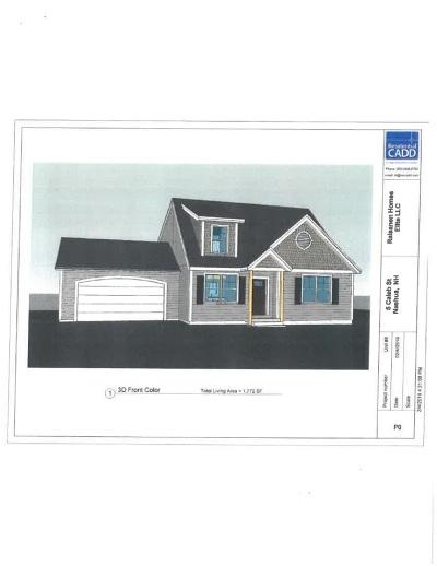 Nashua Condo/Townhouse For Sale: 5 Caleb (Gps 738 West Hollis St) Street #8
