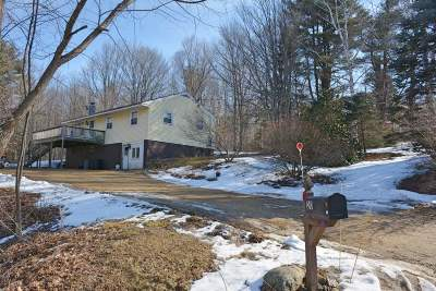 Gilford Single Family Home For Sale: 20 Liberty Hill Road