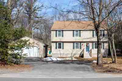 Londonderry Single Family Home Active Under Contract: 140 High Range Road