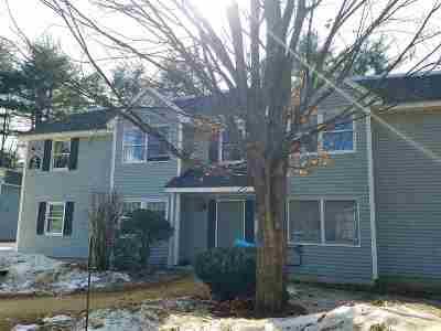 Concord Condo/Townhouse For Sale: 37 Alice Drive #53