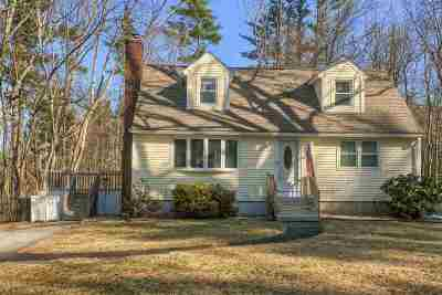 Pelham Single Family Home Active Under Contract: 38 Greeley Road