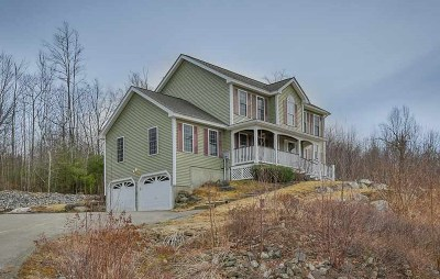New Boston Single Family Home Active Under Contract: 53 Inkberry Road