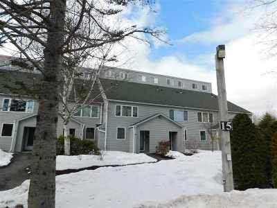 Waterville Valley Condo/Townhouse Active Under Contract: 15 Moose Way #29