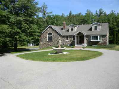 Goffstown Single Family Home For Sale: 224 New Boston Road