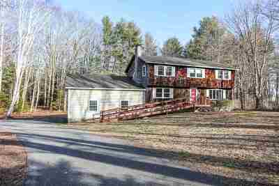 Rye Single Family Home For Sale: 678 Brackett Road