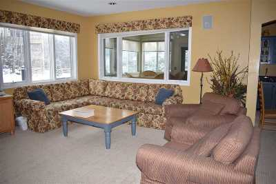 Cambridge Condo/Townhouse For Sale: Owls 1 At Smugglers' Notch Resort