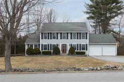 Londonderry Single Family Home Active Under Contract: 2 Lane Way