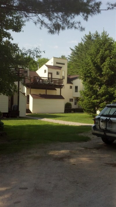 Condo/Townhouse Sold: 71 Waterville Acres Road #4