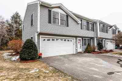 Raymond Single Family Home For Sale: 53 Patriots Way