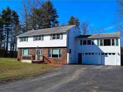 Essex Multi Family Home For Sale: 100 Jericho Road