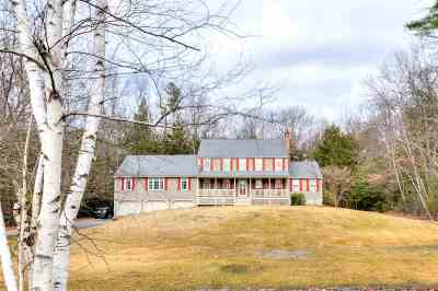 Derry Single Family Home Active Under Contract: 3 Donmac Drive