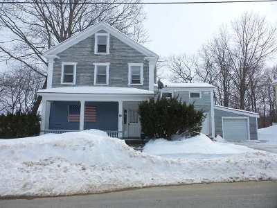 Concord Multi Family Home Active Under Contract: 13 Elm Street