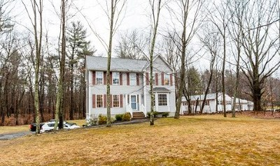Londonderry Single Family Home Active Under Contract: 51 Griffin Road