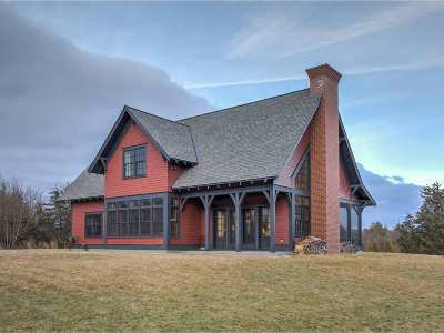 Shelburne Single Family Home Active Under Contract: 251 Autumn Hill Lane